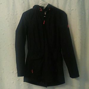 Lightweight xposure coat